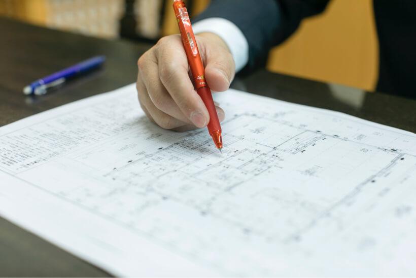 建築資材事業 営業 イメージ画像